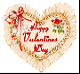 Валентинка -Happy Valentines Day- Подарок от Fortuna Happy Valentine\'s Day!
